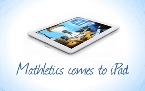 Mathletics arrives on iPad! | Teaching with 1:1 Technology | Scoop.it
