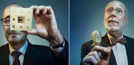 On a retrouvé les vrais inventeurs de l'imprimante 3D   impression 3D   Scoop.it