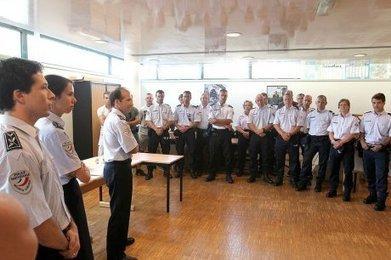 Pays basque : police musclée pour l'été | BABinfo Pays Basque | Scoop.it