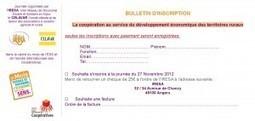 Mois de l'ESS : la coopération au service du développement ... | ESS - Economie Sociale & Solidaire | Scoop.it