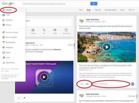Réseaux sociaux et recherche d'emploi – Partie 5 : Google+ : le profil, les groupes pro - Pole Documentation   Marketing digital   Scoop.it