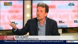 Eric Albert et Philippe Hayat, dans Le Grand Journal – 25/02 3/4 | Free, learning, creative, innovative organisations | Scoop.it