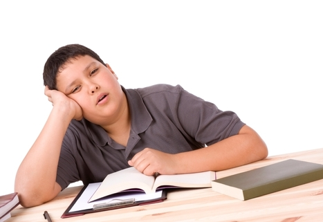Small delay in school start time may improve teens' sleep and focus | Psychology and Health | Scoop.it