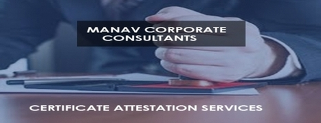UAE Certificate Attestation | Corporate Career Consultants, Recruitment Agencies & HR Placement Services | Manpower Consultants | Scoop.it