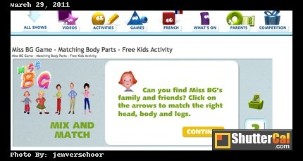 31 websites to teach different parts of the body « My Integrating Technology journey | Teaching parts of the body | Scoop.it