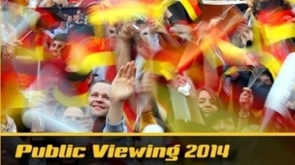 WM-Finale: 12 Millionen Zuschauer jubelten Out of Home mit | HORIZONT.NET | PEPP TV - press coverage | Scoop.it