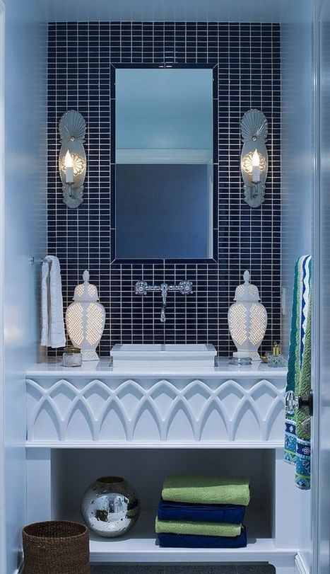 14 Vanity Designs to Class up Your Bathroom Style | PPM AG - Darlings in Interiors | Scoop.it