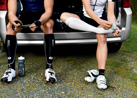 Compression Wear for Cycling Recovery and Performance | Bicycling Magazine | Power :: Endurance :: Fitness | Scoop.it