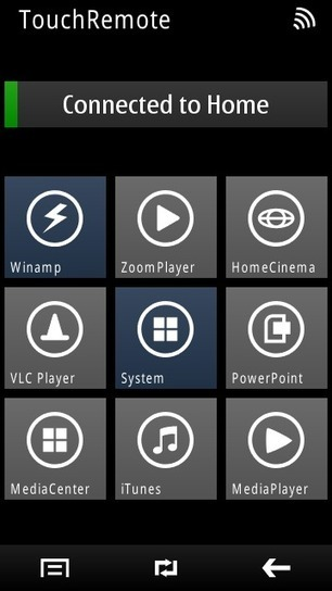 TouchRemote allows PC media control | Nokia, Symbian and WP 8 | Scoop.it