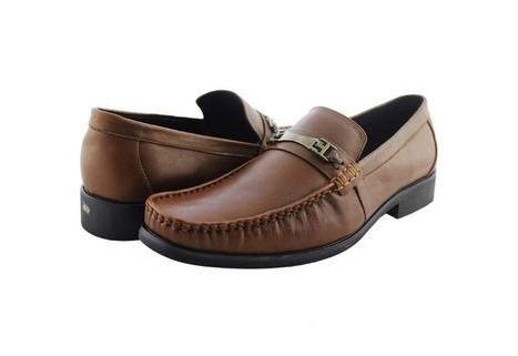 Giày lười nam Sanvado màu nâu (KN-0033) | zippo nhật | Scoop.it
