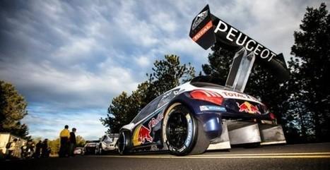 Vidéo : Sébastien Loeb à Pikes Peak | Auto , mécaniques et sport automobiles | Scoop.it