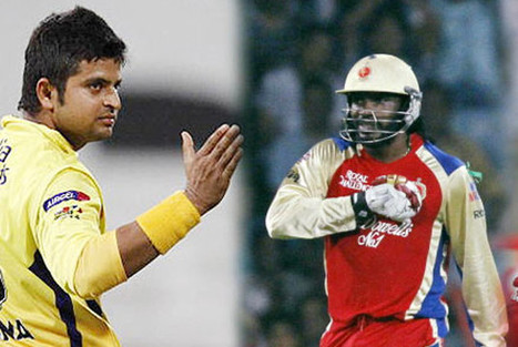 Top 10 Players to Hit Maximum Sixes in IPL | Asia Cup Schedule - 2014, ipl 2014, t20-world-cup-2014 | Scoop.it