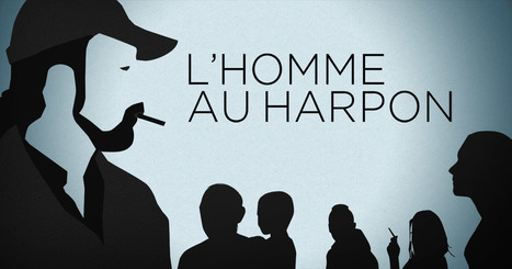 L'homme au harpon | Remue-méninges FLE | Scoop.it