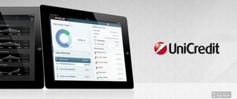 Nuova app UniCredit per iPad: funzionalità e come scaricarla ... | Banca Online | Scoop.it