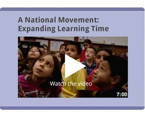 Home | The National Center on Time & Learning | 21st Century Teaching and Learning Resources | Scoop.it