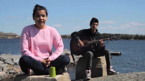 Berens River School students' video goes viral   Current Topics in First Nations, Metis, and Inuit Studies   Scoop.it