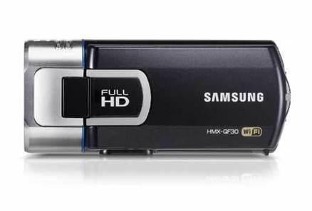 Samsung QF30 Full HD Camcorder - Ruckelt wie verrückt? | Camera News | Scoop.it