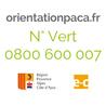 Infos Orientation PACA : 0 800 600 007
