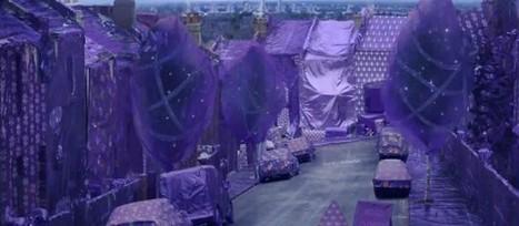 Cadbury transforme un quartier de Londres en cadeau GÉANT | Marketing Stories | Stratégies et actions marketing à l'international | Scoop.it