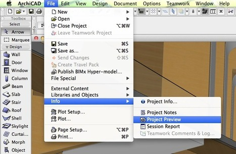 How to define custom preview image for a BIMx Hyper-model | Help Center | ArchiCAD, BIMx, BIM Server knowledge base from Graphisoft | ArchiCAD-Blog di Luca Manelli | Scoop.it