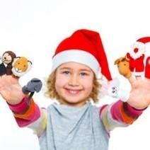Noël, le jeu et l'enfant - Jean-Jacques Urvoy   Je ne suis pas maman...   Scoop.it
