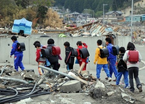 Japon : la situation reste chaotique dans les zones sinistrées | RFI | Japon : séisme, tsunami & conséquences | Scoop.it