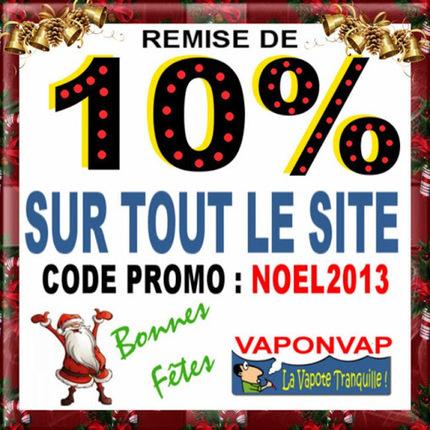 VAPONVAP – C'est NOEL !!! | Infos cigarettes éléctroniques | Scoop.it