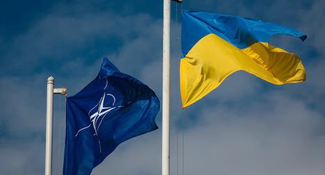 Doors to NATO Closed: Lack of Preparation Recognized in Kiev | Global politics | Scoop.it