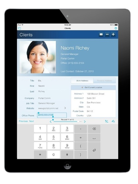 Filemaker releases new version for 2013 with HTML5 data entry ... | Web Development | Scoop.it