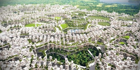 The world's newest nation could be car-free and powered by algae | Food LCA | Scoop.it