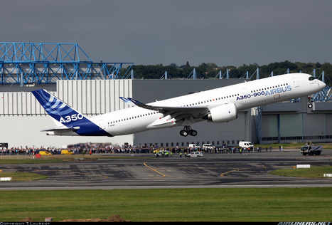 Airbus orders top 1,000 aircraft, beating target | Aviation | Scoop.it