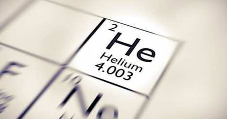 Scientists Found An Enormous Reserve Of Helium, And It's A 'Game-Changing' Discovery | MishMash | Scoop.it