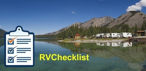 RV Checklist - Applications Android sur GooglePlay | Android Apps | Scoop.it