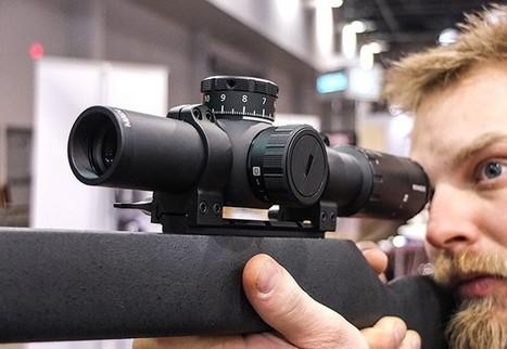 MINOX ZP8 1-8x24mm Tactical Scope – SHOT Show Optic Preview - The Firearm Blog   MINOX   Scoop.it
