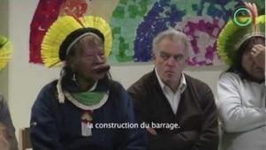 Raoni et les enfants de Living School: l'appel de la forêt amazonienne | Economie Positive | Nouveaux paradigmes | Scoop.it