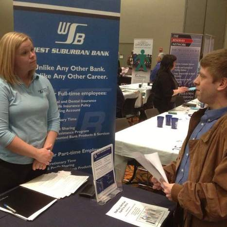 DuPage Job Fair offers employment, learning opportunities - Naperville Sun | EMPLOYMENT TODAY | Scoop.it