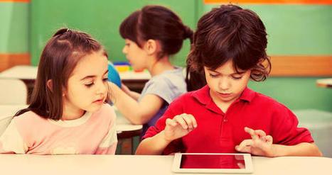 Les technologies dès le plus jeune âge nécessitent du collaboratif pour être bien assimilées | L'Atelier : Accelerating Business | L'e-école | Scoop.it