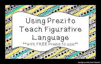 Figurative Language | Literacy & Language A Dynamic Duo | Scoop.it