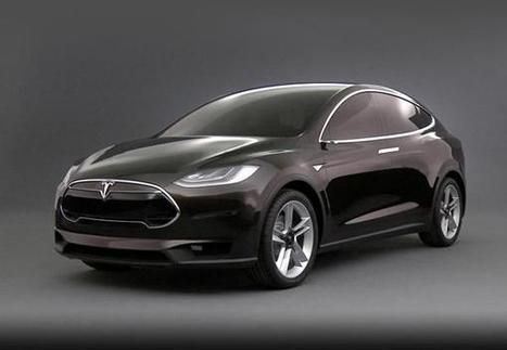 Tesla Model X Was Tougher To Design Than Model S, Musk Says | Electric Vehicles | Scoop.it