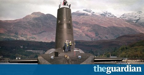 SNP urges Theresa May to delay vote on Trident renewal | My Scotland | Scoop.it