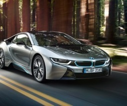 BMW unveils the production i8, a hybrid supercar to challenge Porsche and Ferrari | Luxury Cars | Scoop.it