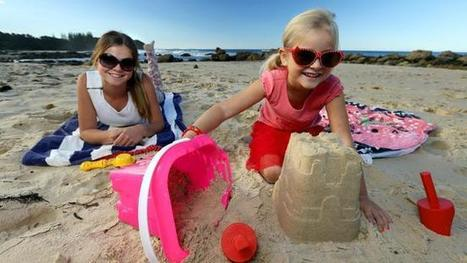 Parents told to make kids wear sunglasses to protect them from eye cancer - The Daily Telegraph | sun protection | Scoop.it