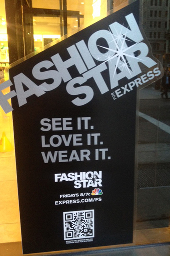 Express raises the bar for mobile through multifaceted campaign | NFC TECHNOLOGY | Scoop.it