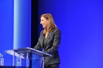 Deloitte is first of 'Big 4′ accounting firms to name a female CEO | SydCityGirl | Scoop.it