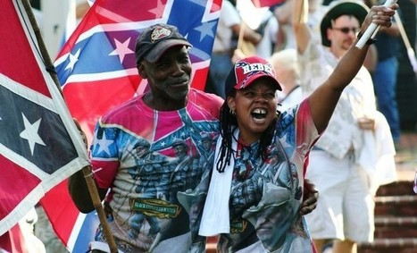 South Carolina Tragedy Sparks Confederate Flag Debate: Is It Time To Retire This Symbol From American History? | Criminal Justice in America | Scoop.it