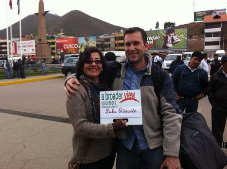 "Feedback Review Luke Edwards Volunteer in Cusco, Peru Medical program | ""#Volunteer Abroad Information: Volunteering, Airlines, Countries, Pictures, Cultures"" 