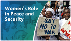 At UN Security Council, UN Women calls for leadership for inclusive ... | The brain | Scoop.it