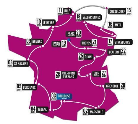 Train Industrie Innovation 2013 | La lettre de Toulouse | Scoop.it