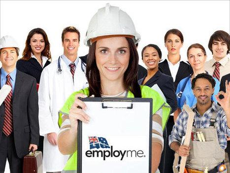 EmployME - A Simple Job Portal   Think360studio   Scoop.it