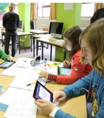 Met je iPad in de klas insuline spuiten   MBO'ers en de zorgsector   Scoop.it